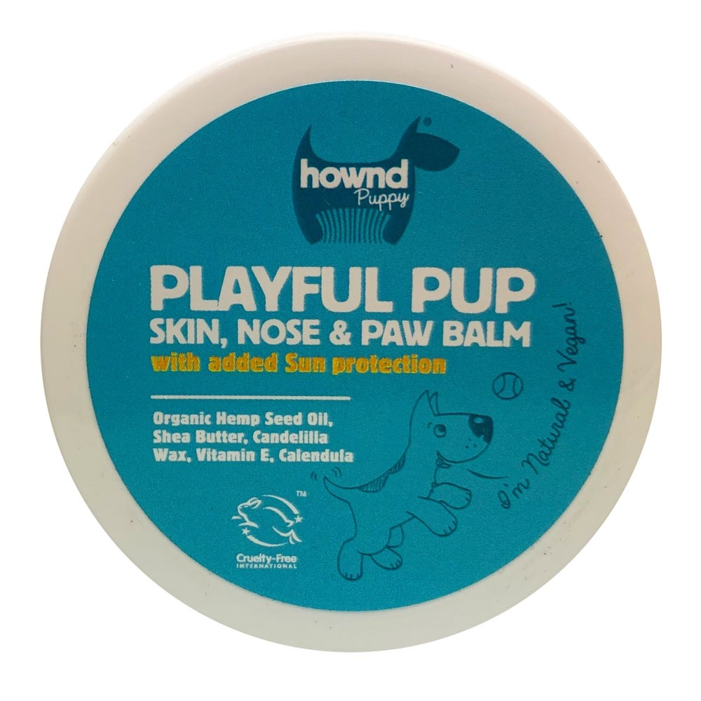 Playful Pup Skin, Nose And Paw Balm