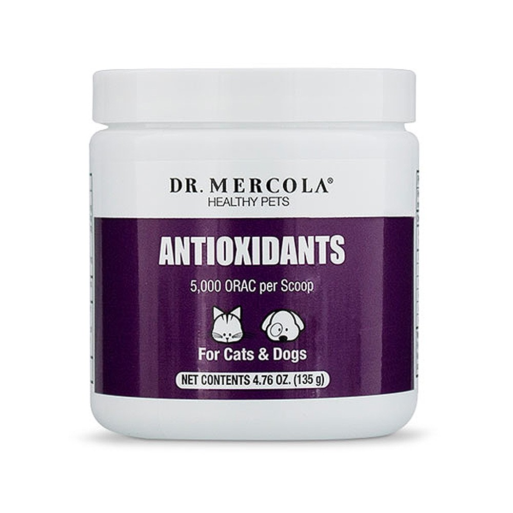 Dr Mercola Antioxidants for Pets