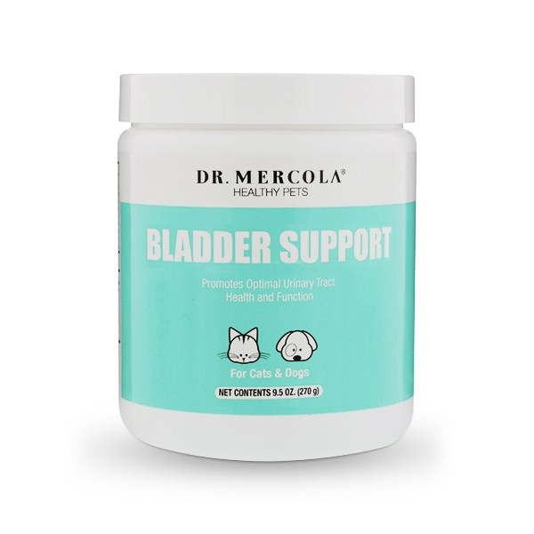 Dr Mercola Healthy Pets Bladder Support