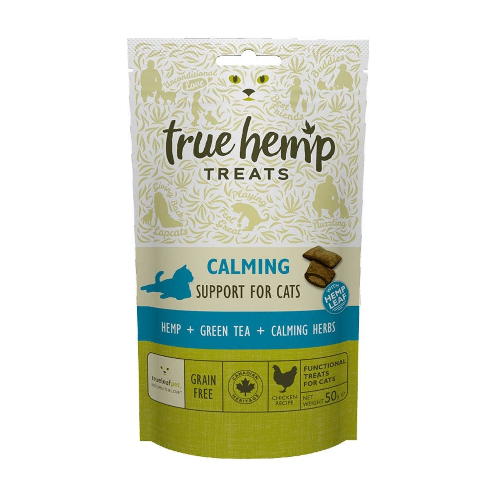 True Hemp Cat Calming Treats
