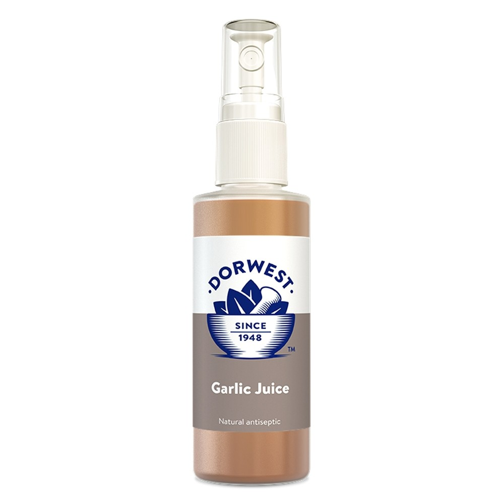 Dorwest Garlic Juice for Dogs and Cats