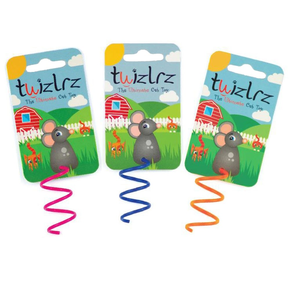 Twizlrz Cat Toy Multipack of 3 (Buy 2, Get 1 Free!)