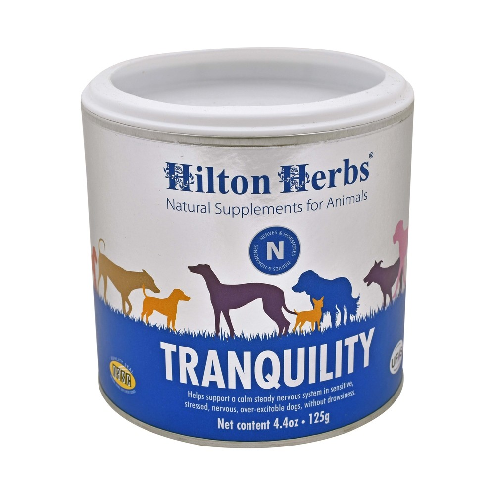 Hilton Herbs Tranquility 125g for Dogs