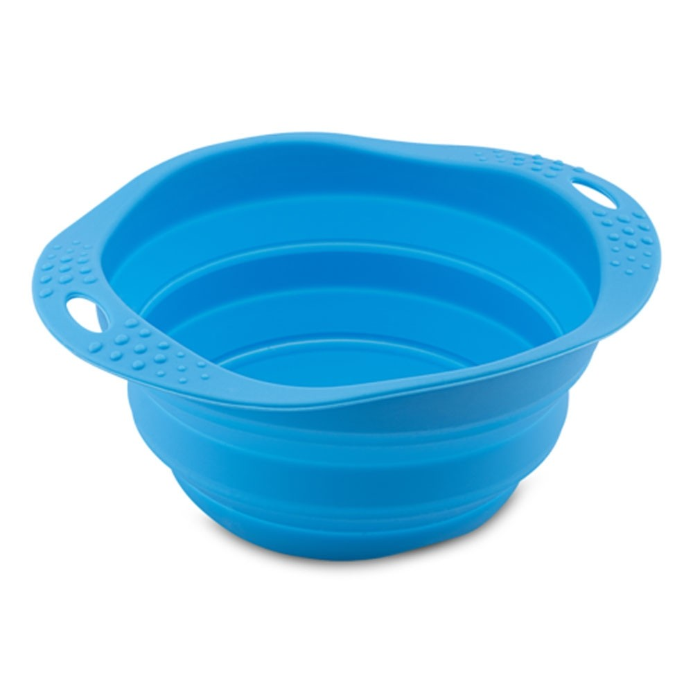 Beco Collapsible Bowl Blue