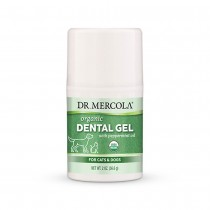 Dr Mercola Healthy Pets Dental Gel for Dogs and Cats