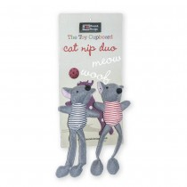 Danish Designs Midge and Madge Catnip toys