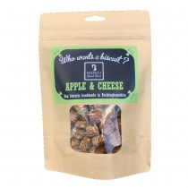 Barneys Apple & Cheese Dog Biscuits small