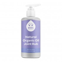 Basic Elements Organic Oil Joint Rub