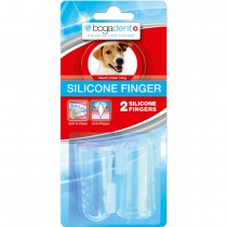 Bogar silicone Finger for dogs