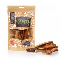 Green and Wilds Camel Hide Dog Chews