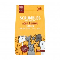 Scrumbles Adult Cat Food Chicken