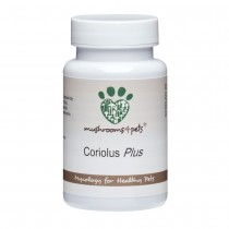 Mushrooms 4 pets coriolus plus