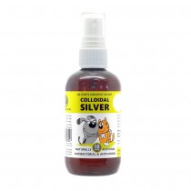 Colloidal silver for pets 100ml spray