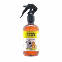 Colloidal Silver 20ppm for Pets Powerspray