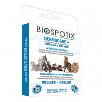 Biospotix DermoCare+ Natural Flea Treatment - Cat Collar
