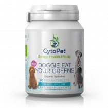 Cytopet Doggie Eat your greens 60 tablets