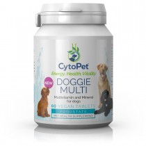 Cytopet Doggie Multi 60 Vegan Tablets