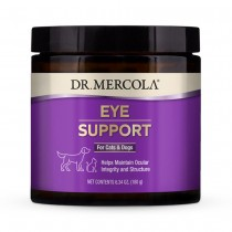 Eye Support for Pets by Dr Mercola