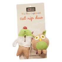 Danish Design Fido and Fish Friends Catnip toy