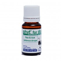 Diet Dog flea tick defence drops for dogs