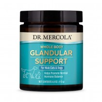 Dr Mercola Glandular Support for Pets Male
