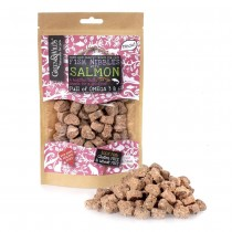 Green & Wilds Fish Nibbles with Salmon 85g