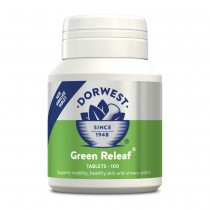 Dorwest Green Releaf 100 Tablets