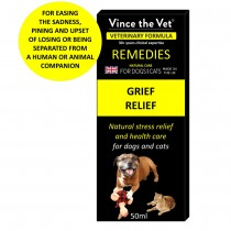 Vince The Vet Grief Relief
