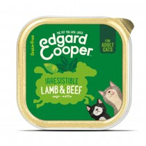 Edgard & Cooper Cat Food Cup - Lamb & Beef (85g)
