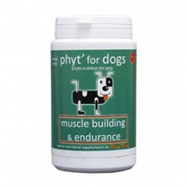 Diet' Dog Muscle Building and Endurance