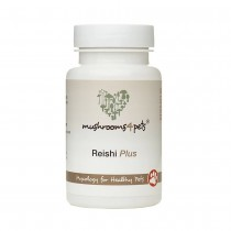 Mushrooms 4 pets organic reishi plus