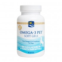 Nordic Naturals Omega 3 soft gels for dogs soft gels
