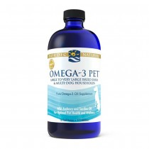 Nordic Naturals Omega-3 fish oil for dogs