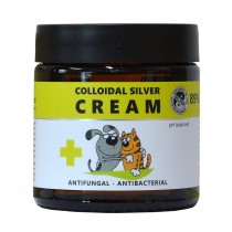 colloidal silver cream for pets