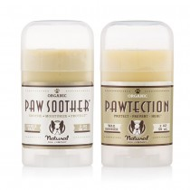 PawTection and Paw Soother by the Natural Dog Company