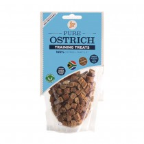 JR Pet Products Pure Ostrich Training Treats 85g