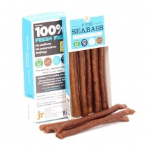 JR Pet products Seabass sticks 50g
