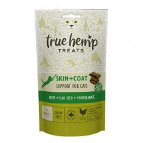 True Hemp Cat Treats - Skin & Coat