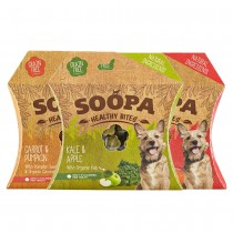Soopa Bites Pack of three flavours