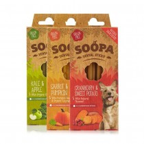 Soopa Dental Sticks for Dogs pack of 3