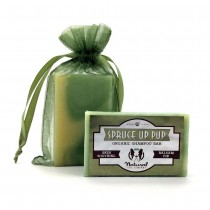 Spruce Up Pup Shampoo Bar by Natural Dog Company