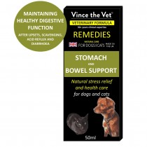 Vince the Vet Stomach and Bowel Support