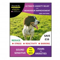 Vince The Vet Ultimate Anxiety Relief Combination