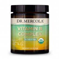 Dr Mercola Healthy Pets Vitamin B Complex for cats and dogs