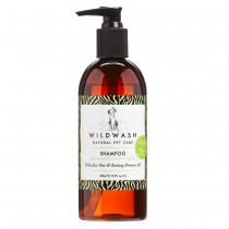 Wildwash shampoo for sensitive coats puppies cats and kittens