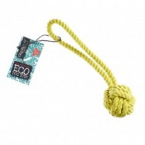 Green & Wilds Rope Ball Eco Dog Toy