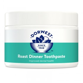 Dorwest Roast Dinner Toothpaste for Dogs & Cats - 200g