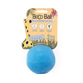 Beco Ball Dog Toy Blue