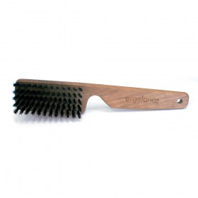 Ergolance Wooden Boar Bristle Brush