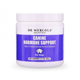 Dr Mercola Healthy Pets Canine Hormone Support (90g)